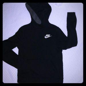 Boys L Nike hoodie